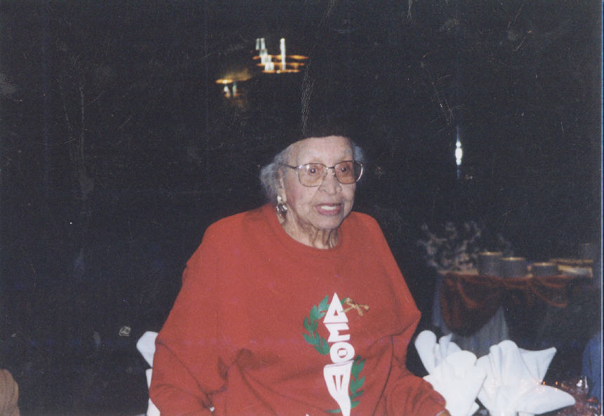 Picture of Great Aunt Francis - Francis L. Owens.